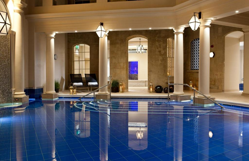 The swimming pool at or near The Gainsborough Bath Spa - YTL Classic Hotel