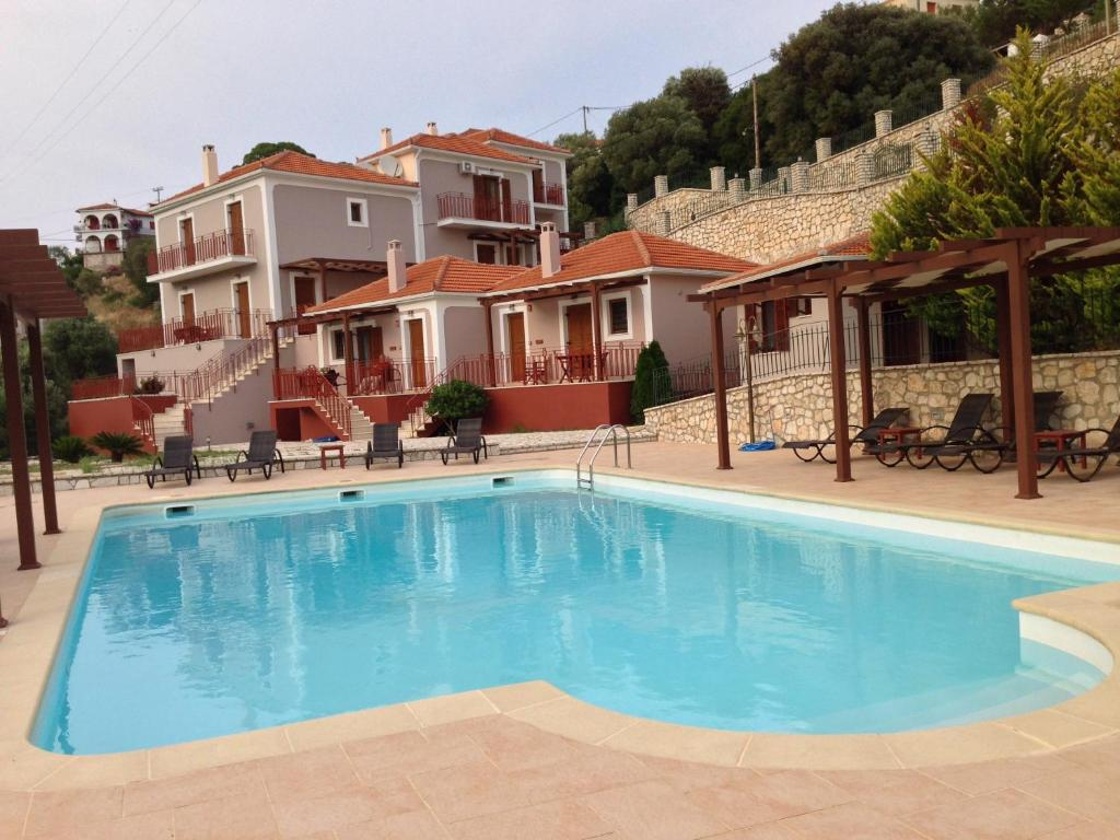 The swimming pool at or close to Asterida Villas