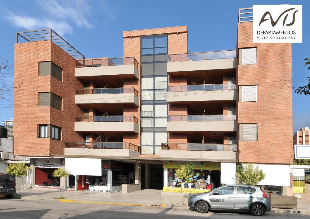 Departamentos Avis Villa Carlos Paz Argentina Booking Com