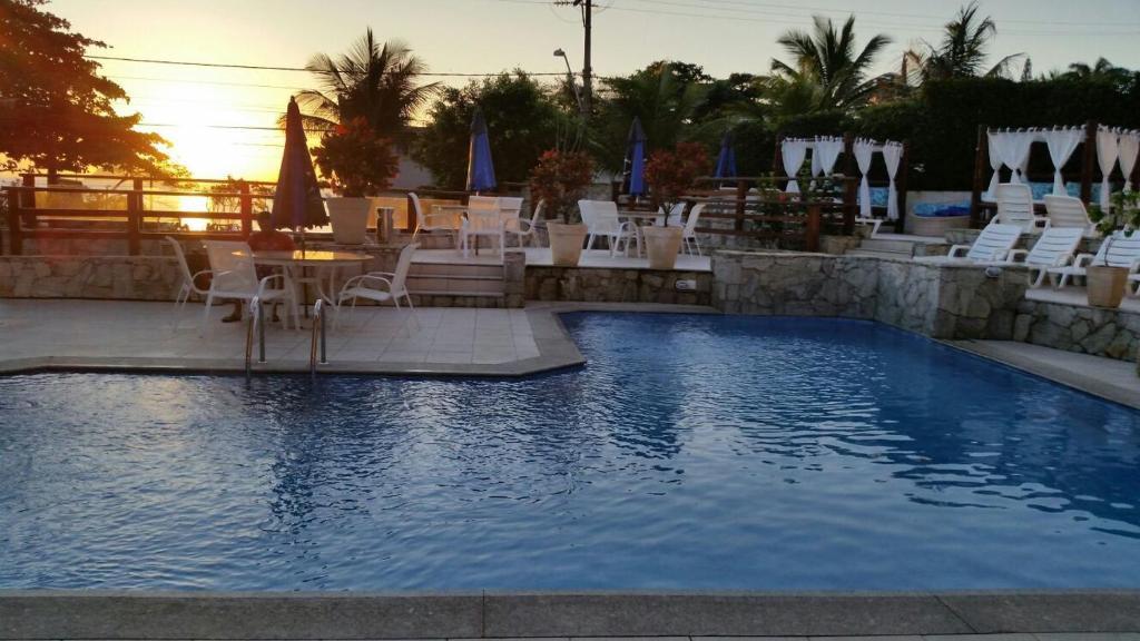 Coronado Beach Hotel Búzios Brazil
