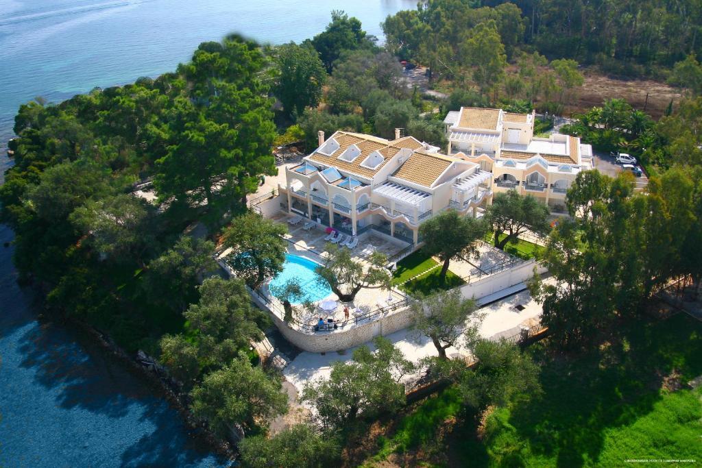 Saint Nicholas Beach Apartments iz ptičje perspektive