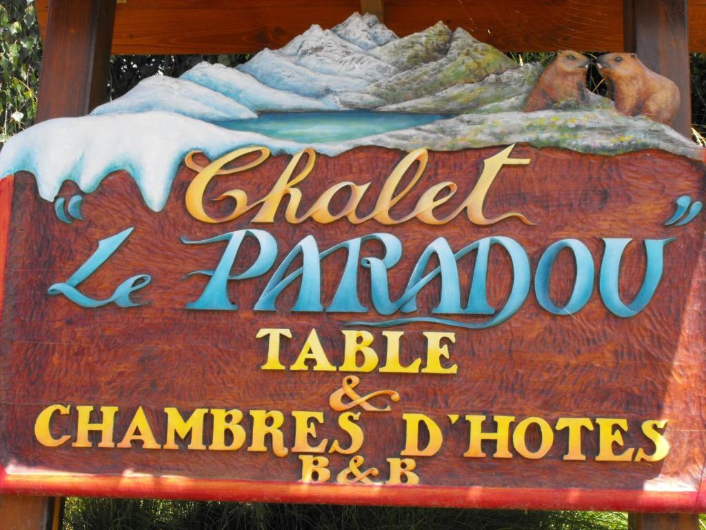 Chalet Le Paradou