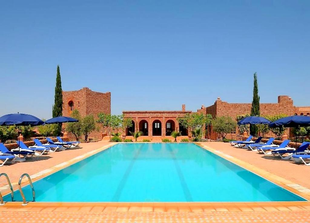 Hotel Kasbah Angour Tahannout Morocco Booking Com