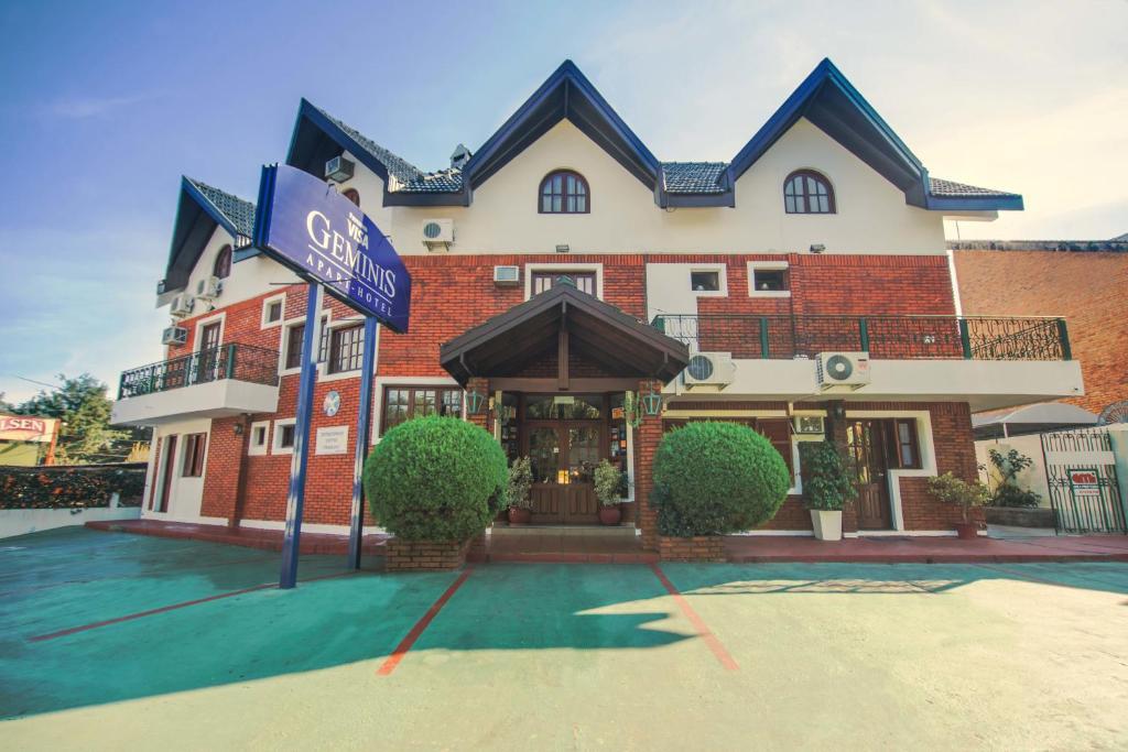 Apart Hotel Geminis (Uruguay Termas del Daymán) - Booking.com