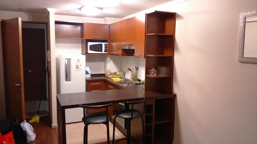 Una cocina o zona de cocina en Apartment Marin 80