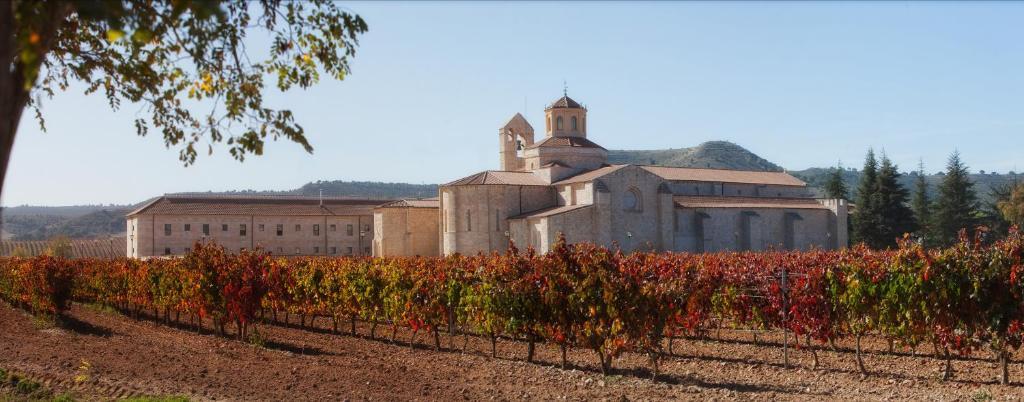 Hotel Castilla Termal Monasterio de (Spanje Valbuena de ...