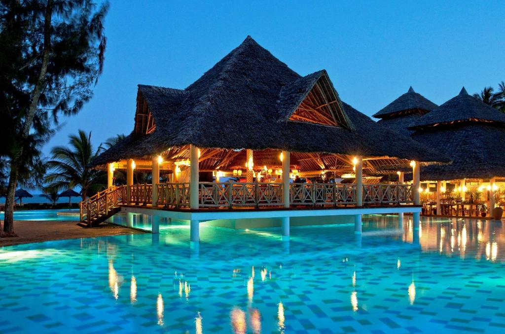 The swimming pool at or close to Neptune Palm Beach Boutique Resort & Spa - All Inclusive