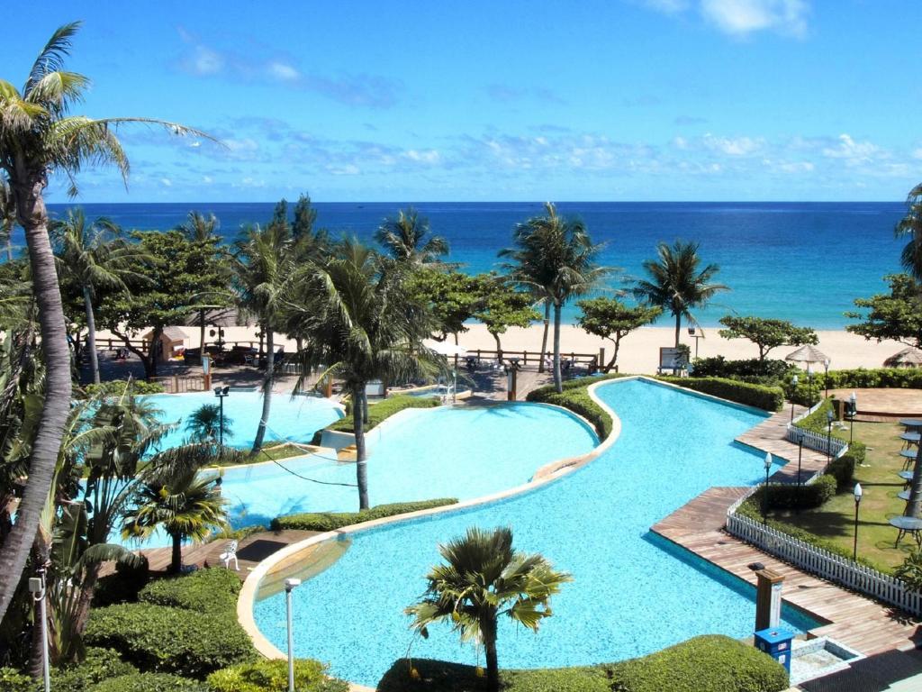Resort Cau Beach Kenting Taiwan