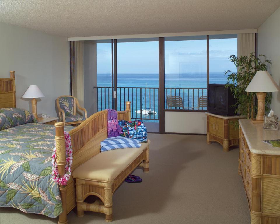 Kahana Beach Vacation Club