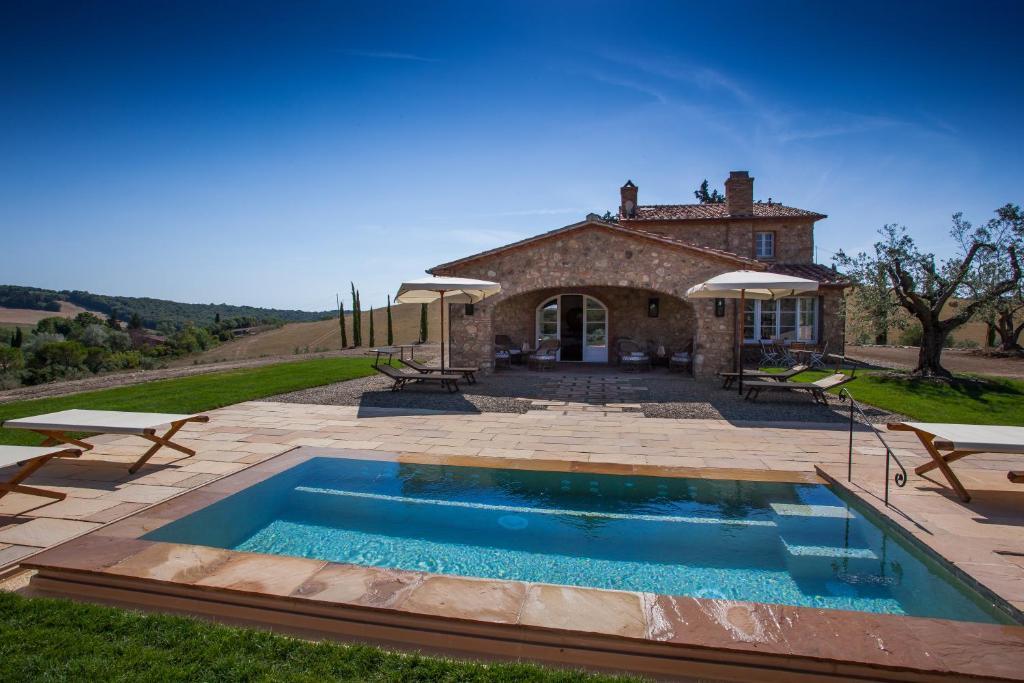 Villa La Salina, Bibbona, Italy - Booking.com