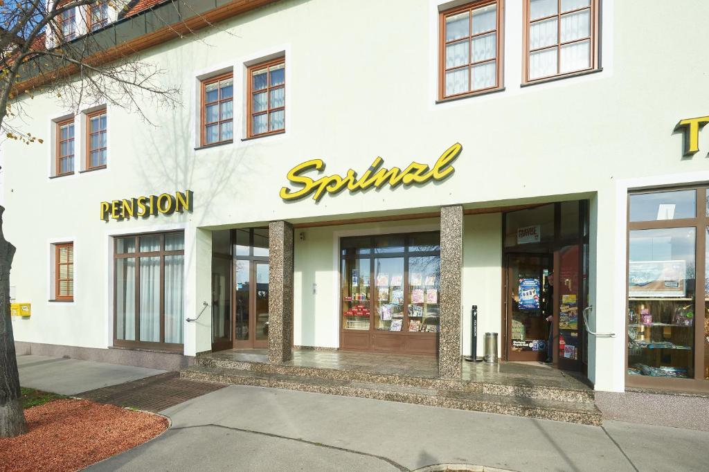 Pension Sprinzl