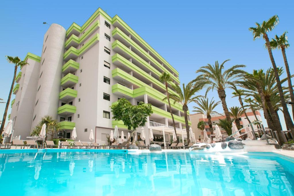 Hotel THe Anamar Suites, Playa del Inglés – Precios ...