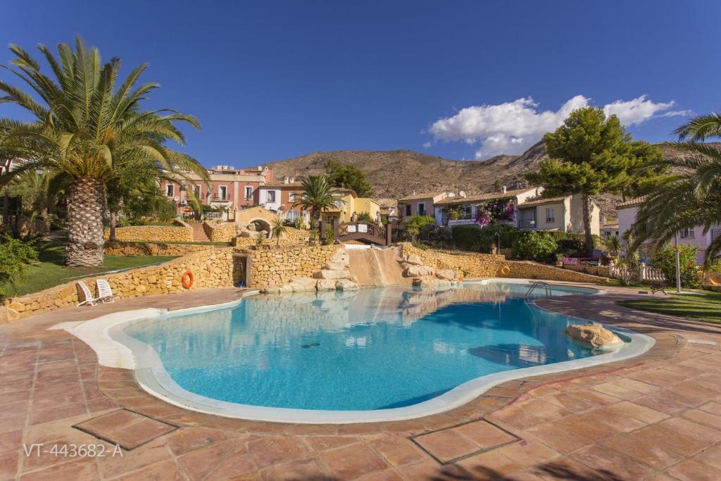 Holiday home GOLF BAHIA Paradise & Relax, Finestrat, Spain ...