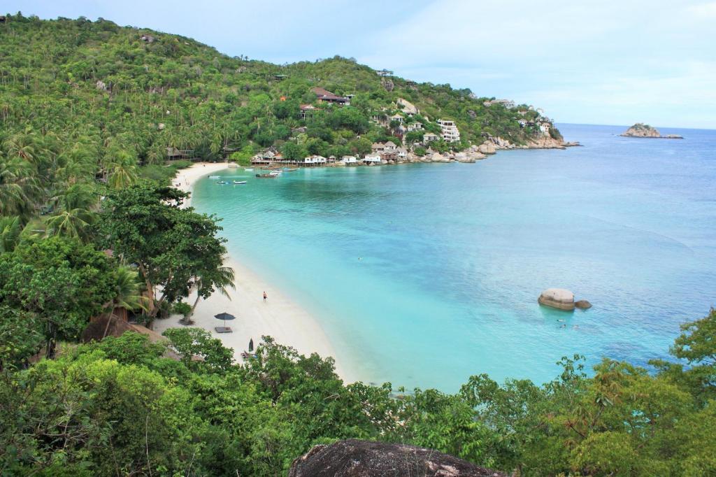 Haadtien Beach Resort Ko Tao Thailand