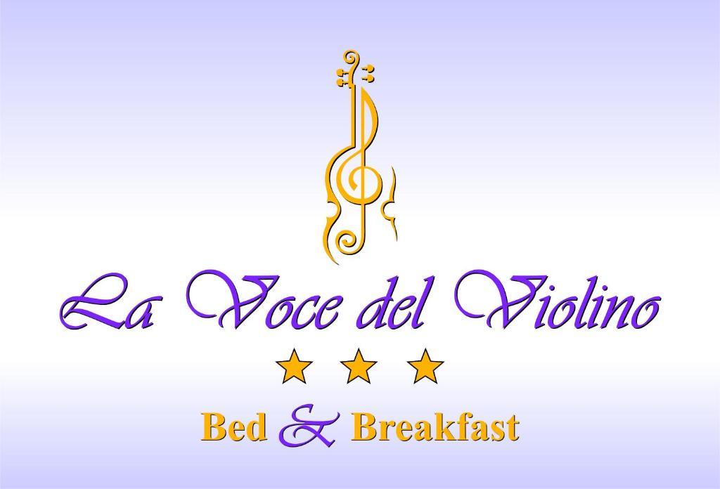 Das Logo oder Schild des Bed & Breakfasts