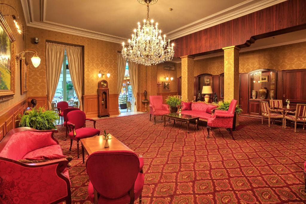 Ресторан / где поесть в Отель Националь, The Luxury Collection, Москва