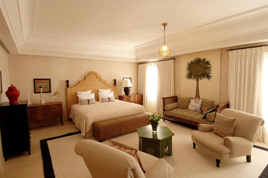 Le Riad Villa Blanche (Marokko Agadir) - Booking.com