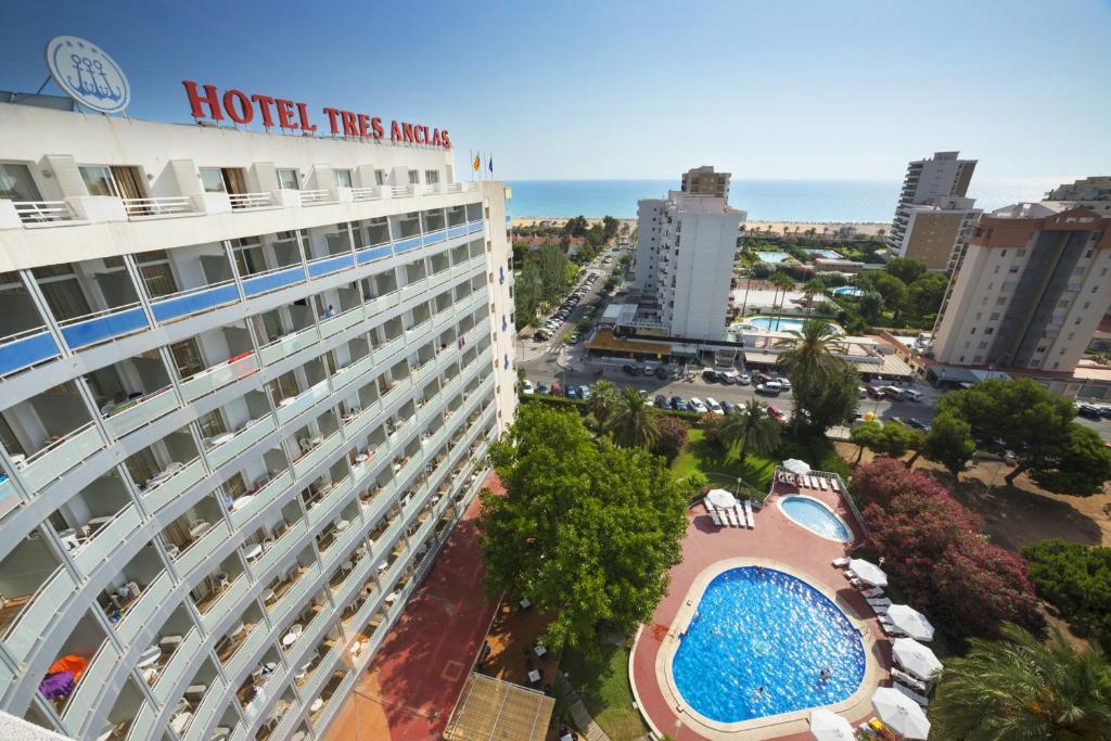 Hotel Tres Anclas, Gandía – Precios actualizados 2019