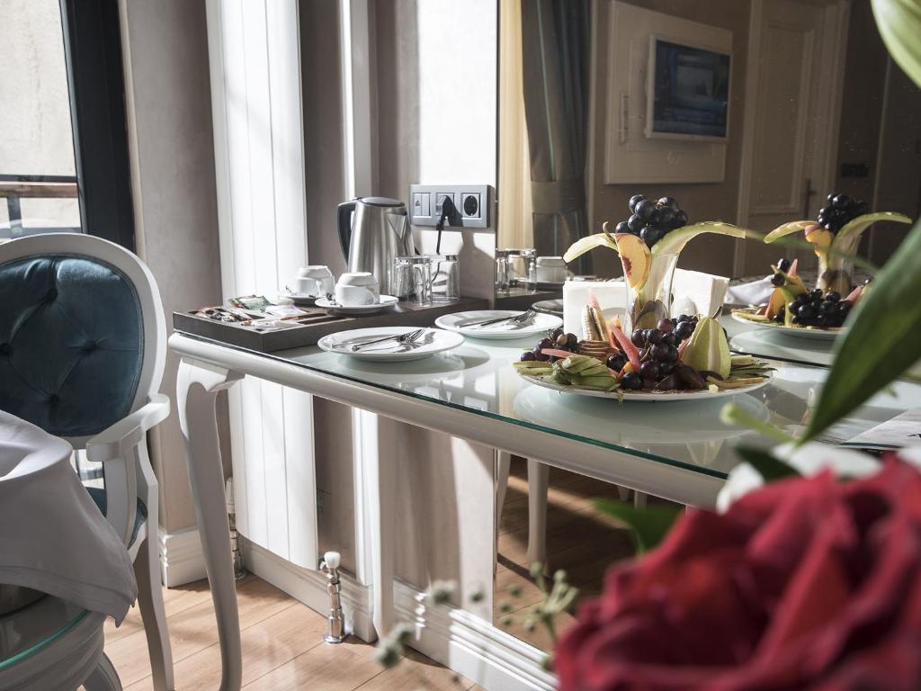 Ресторан / где поесть в Antusa Palace Hotel & Spa