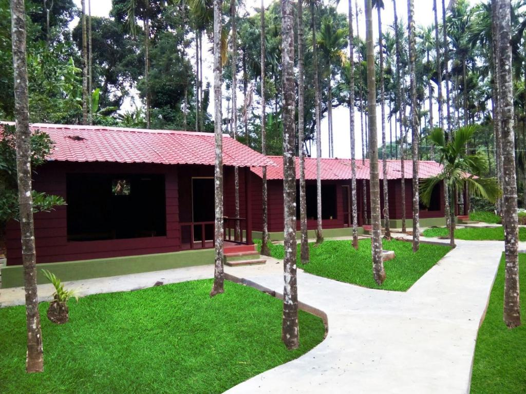 La Flora Prakruth Resort,coorg