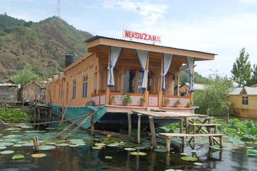 Edificio en el que se encuentra el barco