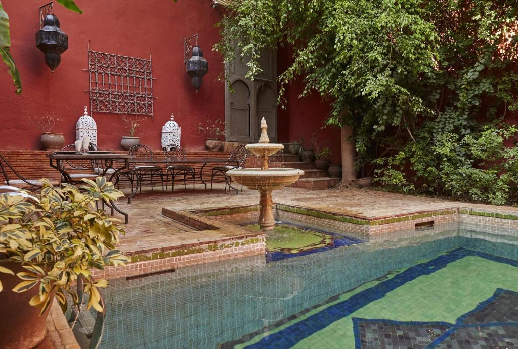 Riad Les Jardins D Henia Marrakesh Morocco Booking Com