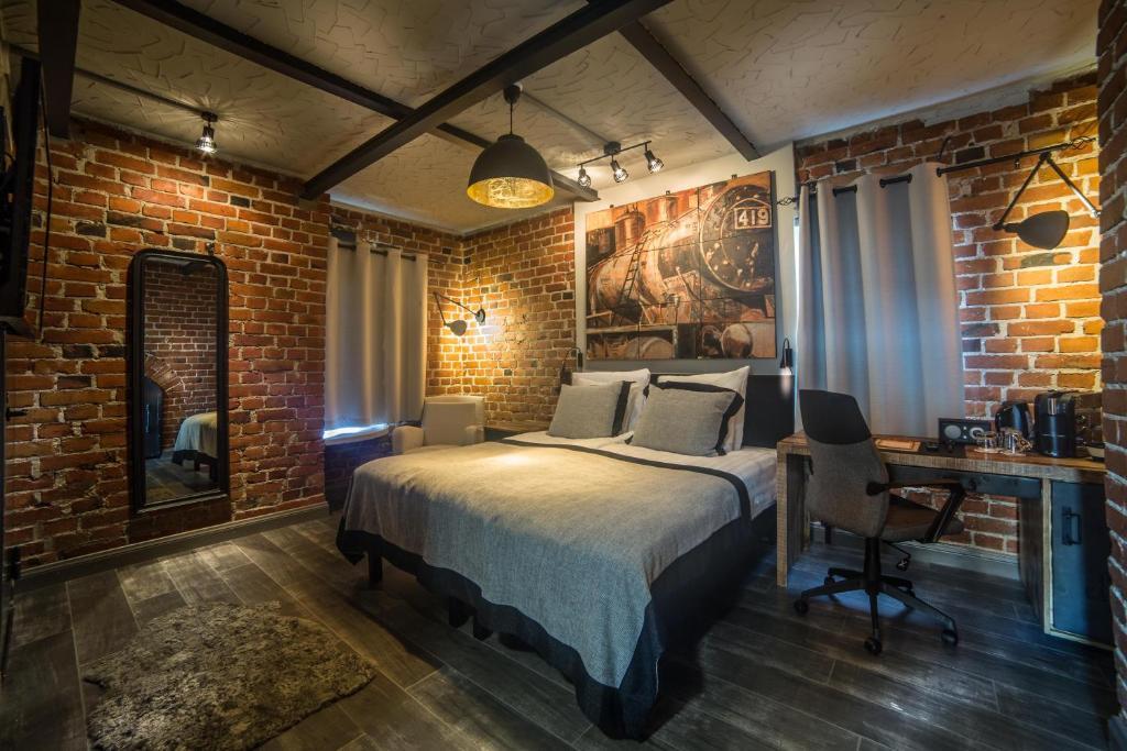 Viaggio in Finlandia negli hotel più strani: stanza nella torre dell'acqua di Seinäjoki