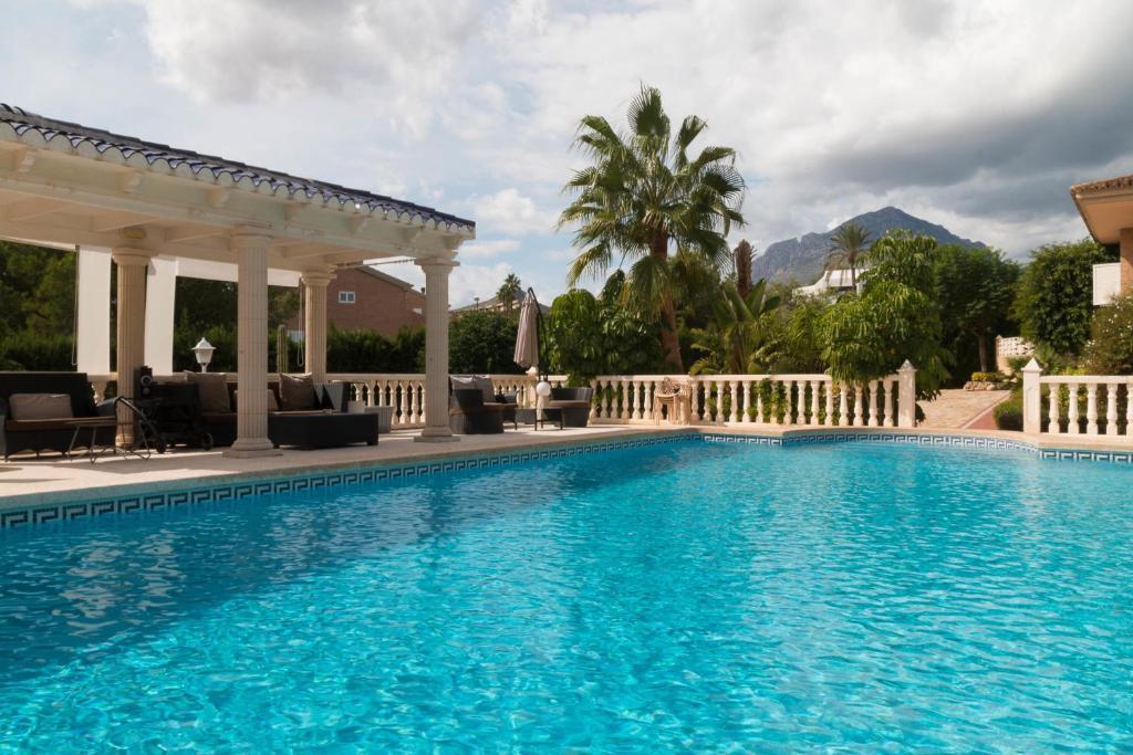 Villa El Paso, Benidorm, Spain - Booking.com