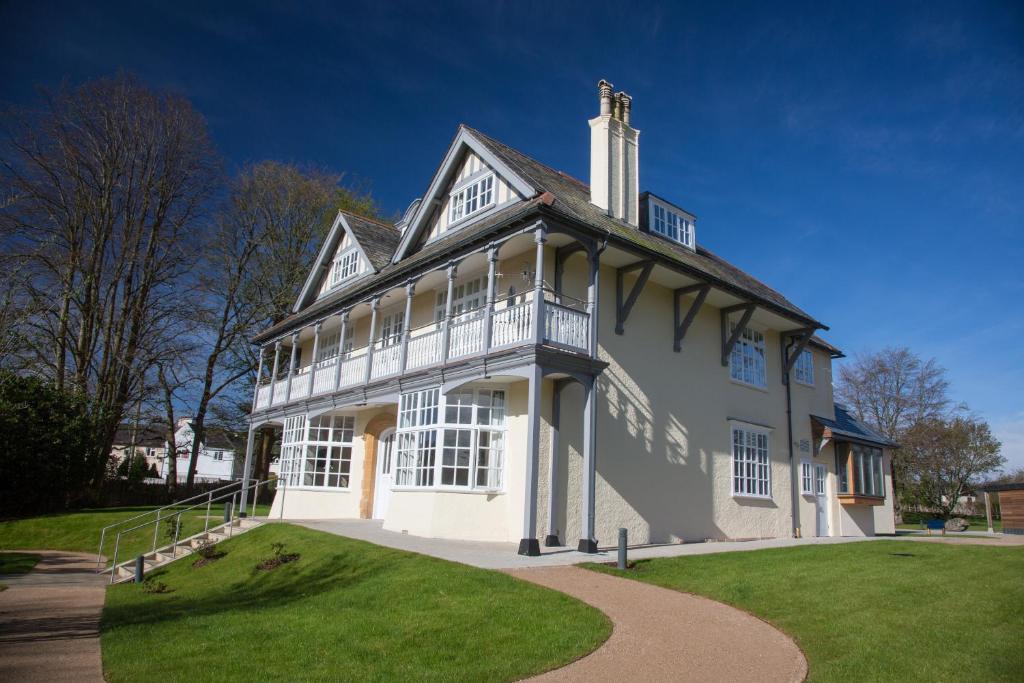 Northgate House in Buckfastleigh, Devon, England