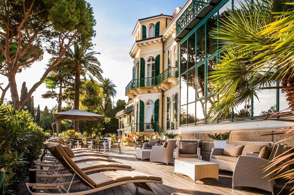 Villa Sylva Spa Sanremo Tarifs 2020