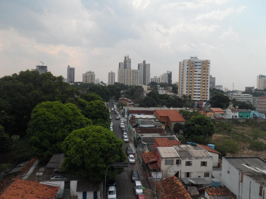 A bird's-eye view of Apartamento Leblon - Cuiabá