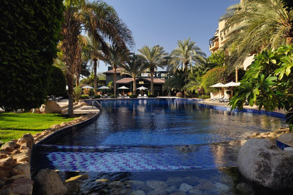 The swimming pool at or near Mövenpick Resort & Residences Aqaba