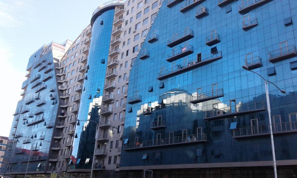Apartment on Khimshiashvili 1
