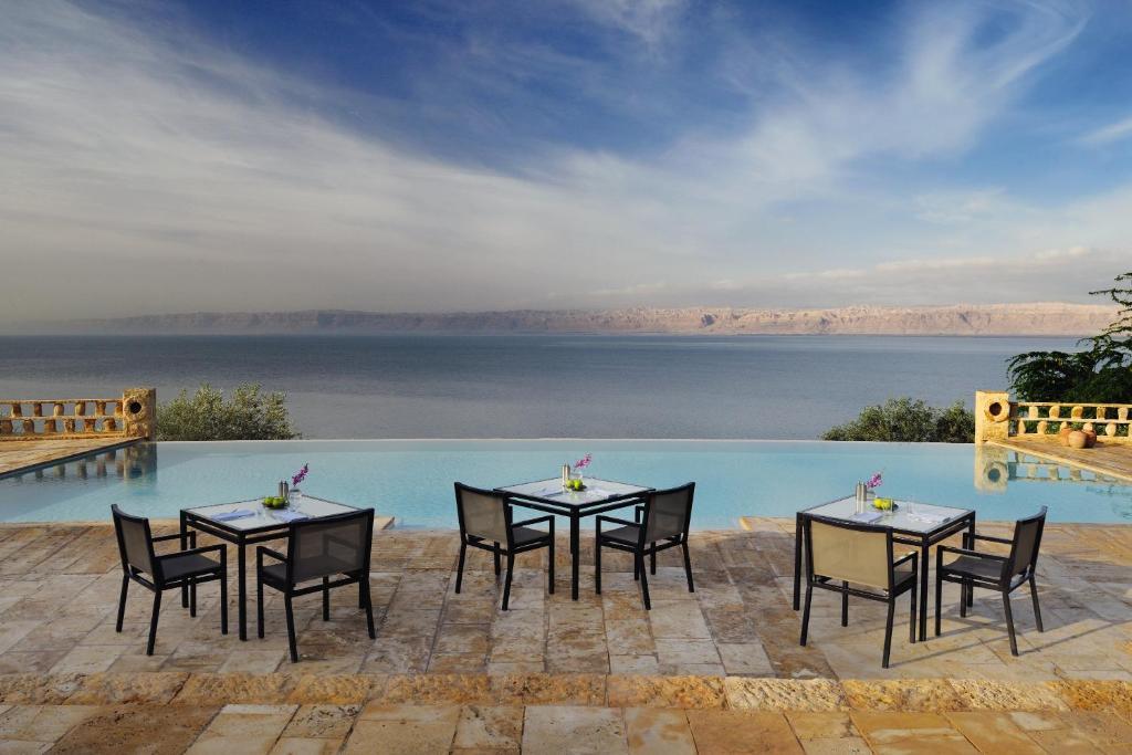 ruta de viaje por jordania - hoteles mar muerto