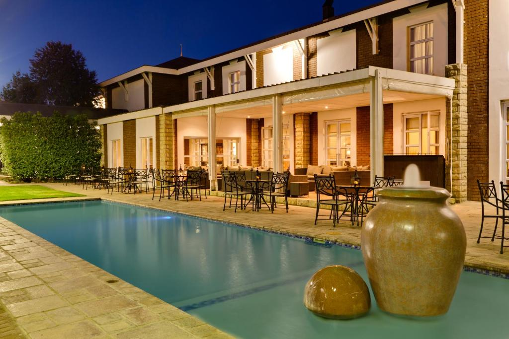The swimming pool at or near Protea Hotel by Marriott Bloemfontein