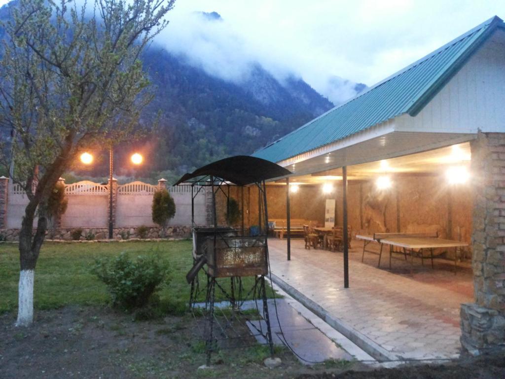 сложности теберда гостевой дом на новогодние праздники фото национальный парк