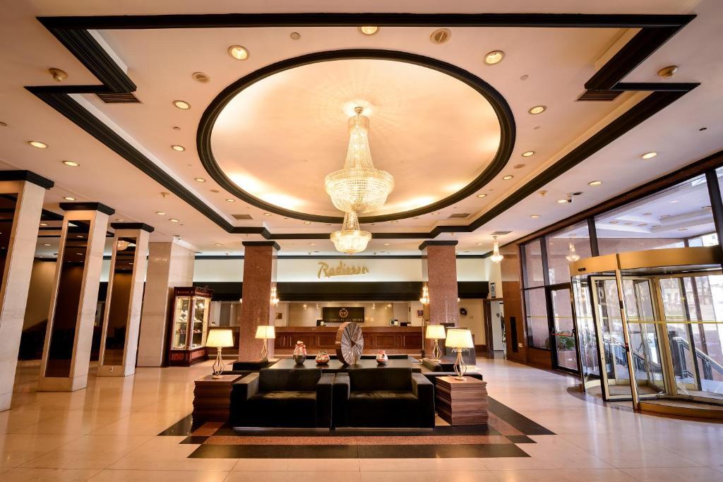 Hotel Radisson Victoria Plaza, Montevideo, Uruguay - Booking.com