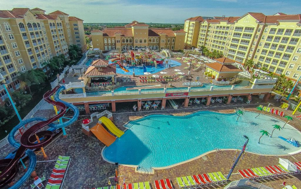 A view of the pool at Westgate Town Center Resort or nearby
