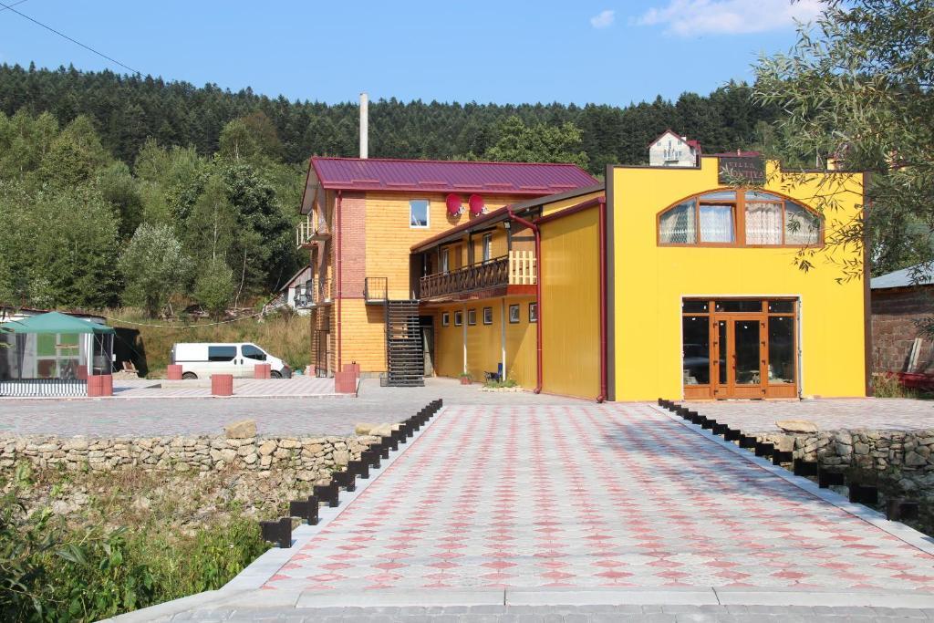 Фасад або вхід у Villa Leontiya