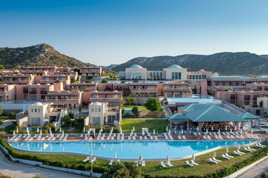 Район курортного отеля или близлежащий район