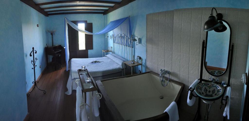 Hotel Rural y SPA Kinedomus Bienestar 10
