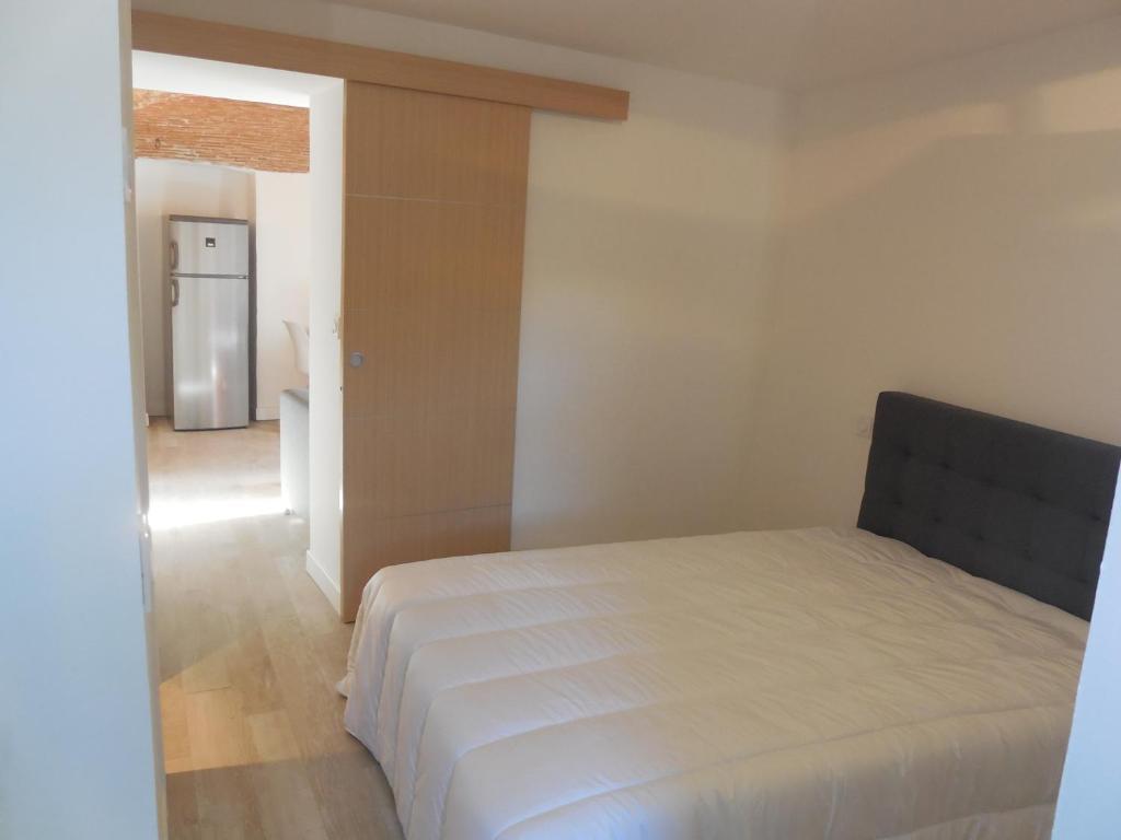 Un ou plusieurs lits dans un hébergement de l'établissement Saint Christophe