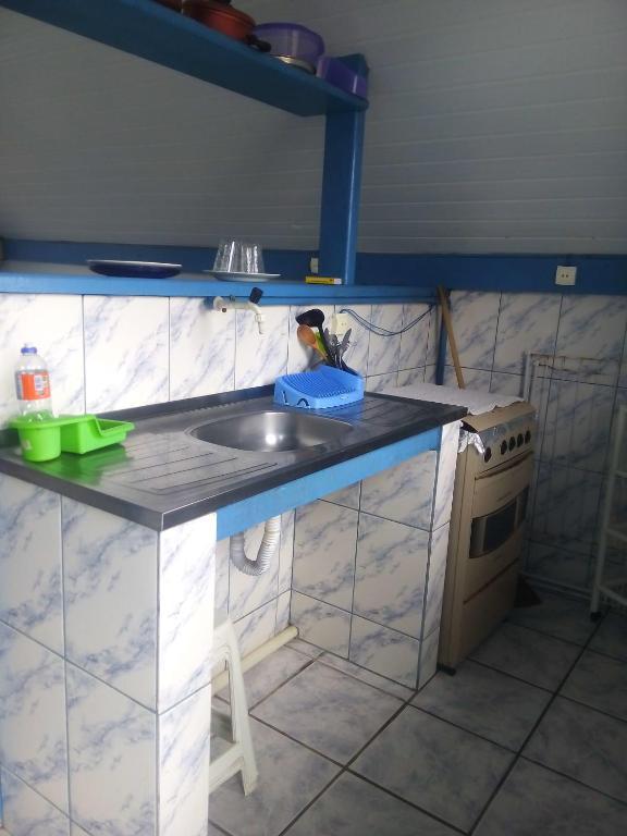 Casa Azul Guest House
