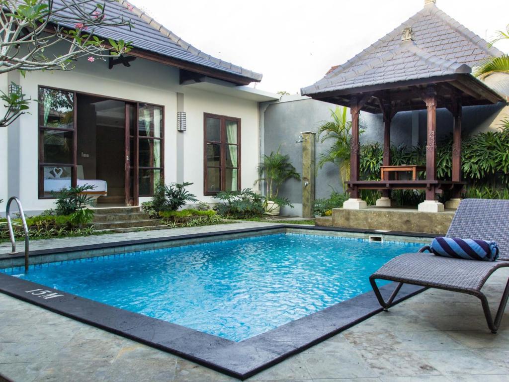 The swimming pool at or close to Dura Villas Bali