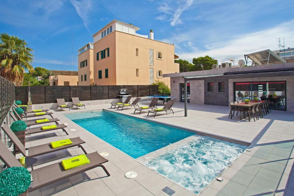 Villa Maravilla (Spanje Palma de Mallorca) - Booking.com