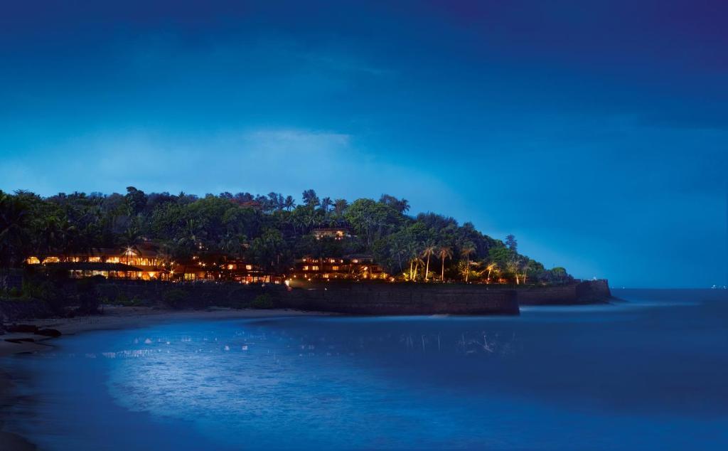 A bird's-eye view of Taj Fort Aguada Resort & Spa, Goa