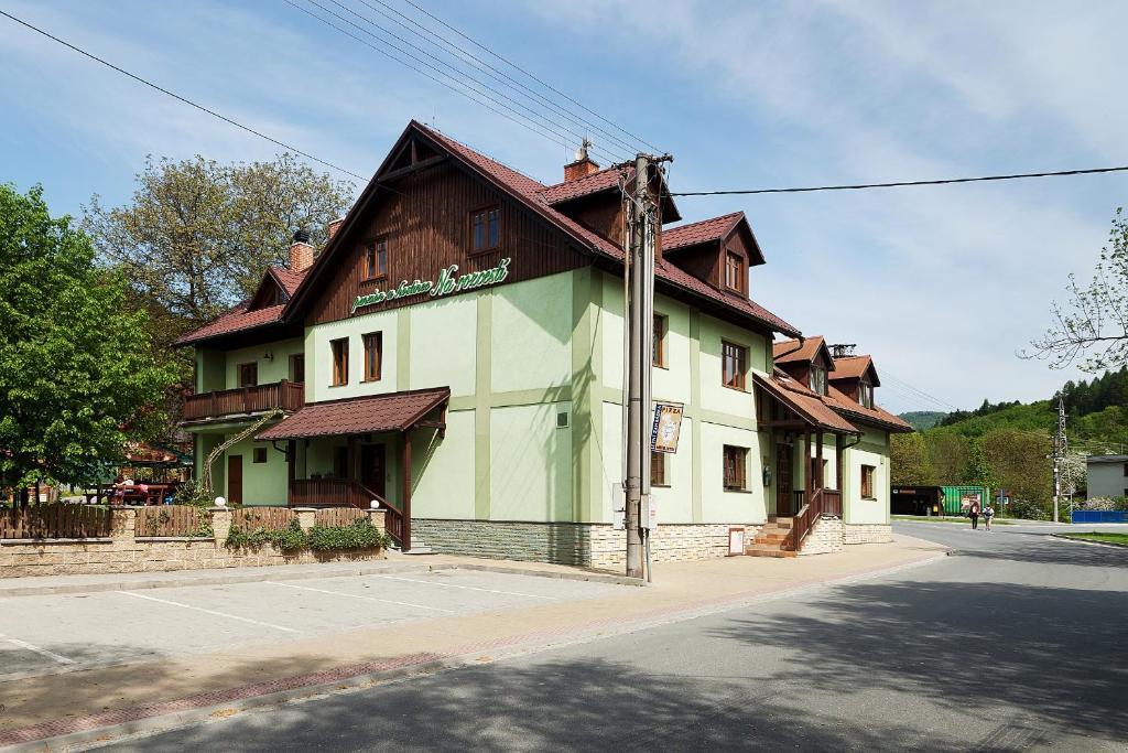 Penzion Pivovar Vran