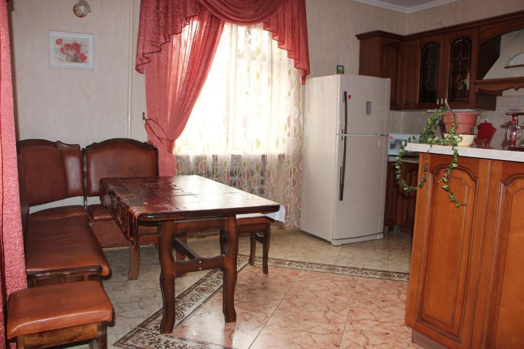 Гостиная зона в Хостел Центральный на Гоголя