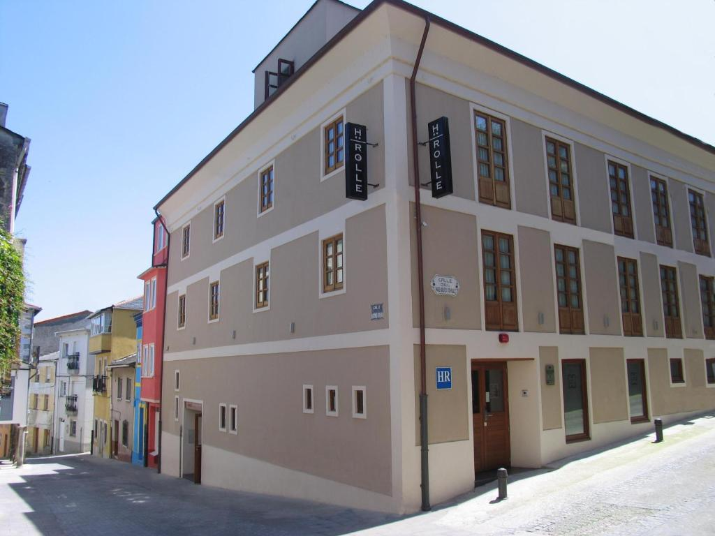 Hotel Rolle (España Ribadeo) - Booking.com