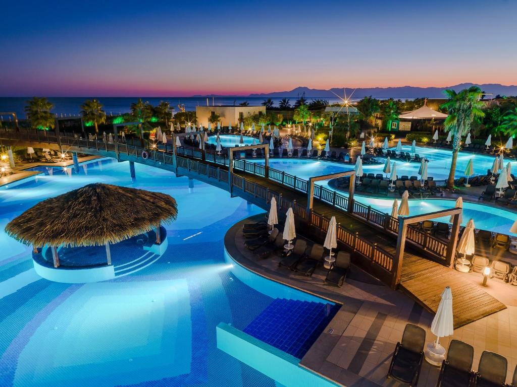 A view of the pool at Sherwood Dreams Resort or nearby
